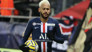 El brasileño fue uno de los grandes protagonistas en la victoria del PSG ante el Reims en la Copa de la Liga al inventarse una nueva forma de pasar el balón...