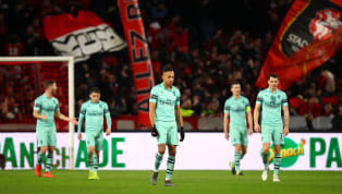 Arsenal's Europa League fate hangs in the balance after a humiliating 3-1 defeat away to Rennes on Thursday night. In honour of Arsenal's humbling loss, here...