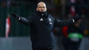 Having rested most of his first team in their Europa League clash against Standard Liège, Freddie Ljungberg's Arsenal host third placed Manchester City on...