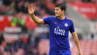 Harry Maguire has been Manchester United boss Ole Gunnar Solskjaer's number one priority since the Leicester Citycentre-back faced the Red Devils in...