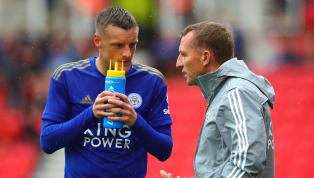 FormerLiverpooland currentLeicester Citymanager, Brendan Rodgers has opened up on the reason why star striker, Jamie Vardy turned downArsenalwhen...
