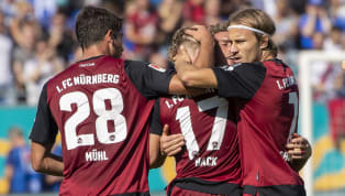 1.FC Nürnberg  Bei Margreitter hat's leider nicht mehr gereicht, Sörensen fehlt gesperrt. Handwerker zunächst auf der Bank. Dafür beginnen Erras, Valentini...