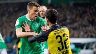 DerPokalfight zwischen dem SV Werder Bremen und dem BVB (3:2)fand seinen emotionalen Höhepunkt rund zehn Minuten vor dem Schlusspfiff. Mittendrin:...