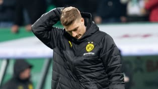 ​Borussia Dortmund captain Marco Reus looks set to miss four weeks of action after he suffered a muscle injury during his side's DFB-Pokal defeat to Werder...