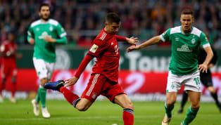 FC Bayern München  Unsere Aufstellung gegen Bremen! #packmas #MiaSanMia pic.twitter.com/FWNVsuJ8Nb — FC Bayern München (@FCBayern) April 20, 2019 SV Werder...