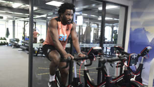 Swansea manager Graham Potter says Wilfried Bony is close to a return to training this week, as he bids to recover from a hamstring injury. The 29-year-old...