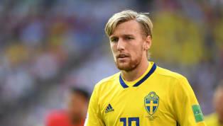 Après la retraite internationale de l'icône suédoise, Zlatan Ibrahimovic, en 2016, le joueur du RB Leipzig, Emil Forsberg, incarne aujourd'hui la relève d'une...
