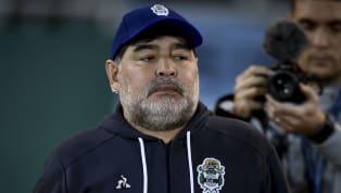 Diego Maradona volvió al fútbol argentino y el comienzo no fue el soñado. Perdió en el debut como entrenador deGimnasiacontra Racing y ayer perdió contra...