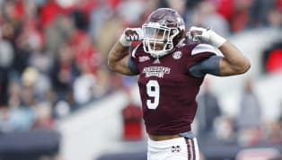 ​After a solid collegiate career and an impressive showing at the ​NFL Combine, Mississippi State edge rusher Montez Sweat seemed like a sure-fire first-round...