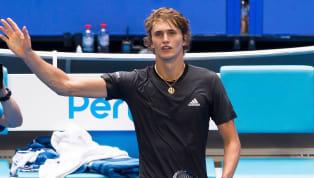 Alexander Zverevverpasste bei den Australian Open zwar mal wieder einen Coup bei einem Grand Slam, die deutsche Tennis-Hoffnung kann sich dennoch über einen...