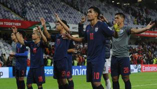 เอเชียน คัพ 2019 ทีมชาติไทย 1-2 ทีมชาติจีน ฮาซซา บิน ซาเยด สเตเดี้ยม ไม่สามารถโทษเจ้าตัวได้กับทั้งสองประตูที่เสียไป...