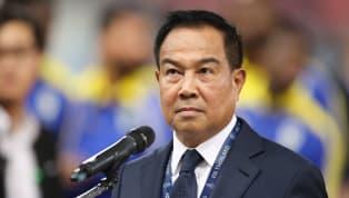  พล.ต.อ.สมยศ พุ่มพันธุ์ม่วง นายกสมาคมกีฬาฟุตบอลแห่งประเทศไทย ให้สัมภาษณ์เปิดใจถึงการพัฒนาฟุตบอลไทยที่ต้องใช้เวลานาน...