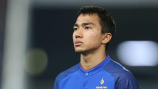  ชนาธิป สรงกระสินธ์ ให้สัมภาษณ์ถึงความผิดหวังที่เห็นทีมชาติไทย ไม่ถึงฝั่งฝันในศึก เอเอฟเอฟ ซูซูกิคัพ...
