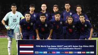  การแข่งขันฟุตบอลโลก 2022 รอบคัดเลือก โซนเอเชีย รอบที่ 2วันแข่งขันวันพฤหัสบดีที่ 5 กันยายน 2019เวลาแข่งขัน19:00 น.ผลการแข่งขันทีมชาติไทย0-0...