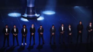 The FIFA Best XI has been named at Monday's annual FIFA awards ceremony, and there isn't too much in the way of surprises on the list, as Virgil van Dijk,...