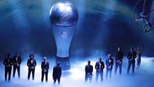 """Dünya futbolunun patronu FIFA, İtalya'nın Milano kentinde düzenlenen törende 2019 yılının en iyilerini ödüllendirdi. Merakla beklenen """"En İyi Erkek Futbolcu""""..."""