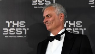 Tottenham Hotspur hat Jose Mourinho offiziell als neuen Cheftrainer vorgestellt! Der Portugiese wurde mit einem langfristigen vertrag bis 2023 ausgestattet!...