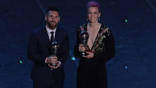 lity ​Megan Rapinoe has urged Cristiano Ronaldo and Lionel Messi, as well as other leading male superstars, to be more outspoken on social issues including...