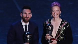 Megan Rapinoese ha erigido indiscutiblemente como la reina del fútbol femenino en este 2019, no sólo por todo lo que ha conseguido dentro del terreno sino...