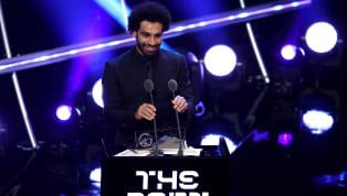 लिवरपूल के इजिप्शियन विंगर मोहम्मद सालाह ने बीती रात लंदन में हुई अवॉर्ड सेरेमनी में साल के बेस्ट गोल के लिए पुस्कास अवॉर्ड अपने नाम किया। सालाह को यह अवॉर्ड...