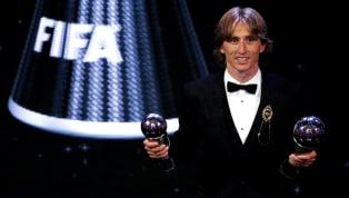 Ayer tuvo lugar la celebración de la tercera gala del premio The Best que otorga la FIFA donde el jugador del Real Madrid, Luka Modric, logró alzarse con el...