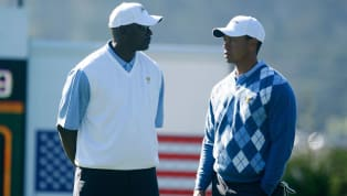 Tiger Woods and Michael Jordan are part of a very small group of all-time greats in their respective sports. Their legacies will transcend time, surpass...