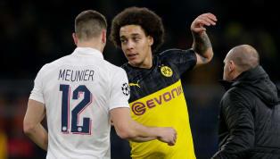 Averti lors de la défaite à Dortmund (1-2) mardi soir, Thomas Meunier sera suspendu etmanquera le match retour. Une donnée que le Belge ignorait visiblement...