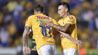 En un partido bastante aburrido en la primera parte y que despertó en el segundo tiempo, Tigres y Morelia empataron 3-3. Los felinos alinearon un cuadro...