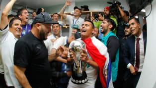 A falta de hacerse oficial, las horas del paraguayo Osvaldo Martínez en México parecen estar contadas. Y es que el Olimpia de Paraguay está cerrando las...