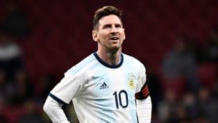 Messi chấn thương khi trở về ĐT Argentina, nhưng trong trận derby sắp tới gặp Espanyol anh vẫn phải căng sức đá bởi cả Suarez và Dembele đều nguy cơvắng...