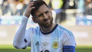 Trong một diễn biến mới nhất, Liên đoàn bóng đá Argentina (AFA) đã thay mặt Lionel Messi đểgửi thư xin lỗi của cầu thủ nàyđếnỦy ban đạo đức CONMEBOL sau...