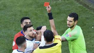  ลิโอเนล เมสซีซูเปอร์สตาร์ทีมชาติ อาร์เจนตินา งานเข้าเมื่อถูกสหพันธ์ฟุตบอลนานาชาติ (FIFA) สั่งแบนเกมทีมชาตินาน 3 เดือนพร้อมปรับเงินอีก 50,000 ดอลลาร์...