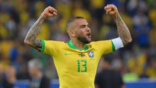 À la recherche d'un nouveau challenge après une Copa America aboutie, Dani Alves a décidé de rentrer au Brésil en rejoignant Sao Paulo et ce jusqu'en 2022....