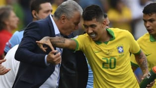 Brazil head coach Tite has claimed that their 5-0 win over Peru in the final group game of the Copa America was one of the best games they ever played, with...