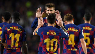 El conjunto azulgrana encabeza la lista de los mejores equipos del mundo según los últimos datos estadísticos de la web www.givemesport.com. Unos guarismos...