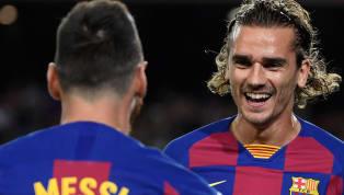 Alors que FC Barcelonepeine actuellement à avancer, la relation entreLionel Messi et Antoine Griezmann résume bien son problème au niveaudu jeu collectif....