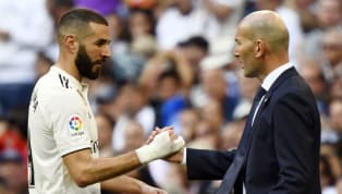 ​Real Madrid manager Zinedine Zidane heaped praise on Karim Benzema after the striker's hat trick earned his side a comfortable 3-0 win over Athletic Bilbao...
