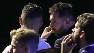 Trên Sport,Lionel Messimới đây đã có nhận xét về mối quan hề với đại kình địchCristiano Ronaldovà câu trả lời về lời mời ăn tối của đồng nghiệp. Trước...