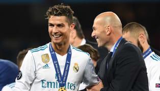 Cristiano Ronaldomới đây đã gửi lời tri ân đến thầy cũ Zinedine Zidane. Huyền thoại Wesley Sneijder CHÍNH THỨC treo giày ở tuổi 35 Messi gọi điện, trực...