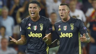 Juventus goalkeeperWojciech Szczęsny has revealed that teammate Cristiano Ronaldo was made to buy the entire squad iMacs after being sent off against...