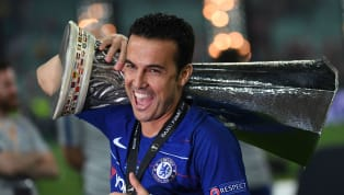 ​You wouldn't think it, but Pedro has now established himself as one of the most successful players in football history following Chelsea's Europa League...