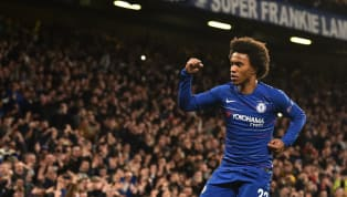 Brazilian forward Willian has agreed a new deal at Chelsea which will keep at Stamford Bridge until 2021. The winger has been a long-term transfer target of...