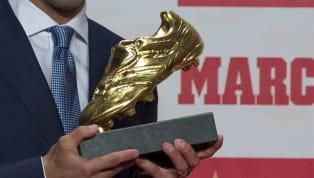 Una jornada más ha finalizado y la clasificación para la Bota de Oro se ha vuelto a actualizar. Los goleadores siguen marcando y peleando por ser el máximo...