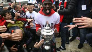 M'Baye Niang vient de gagner la coupe de France avec Rennes c'est une belle revanche pour ce joueur qui faisait partie avec Antoine Griezmann et d'autres...