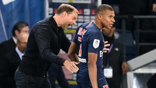​Paris Saint-Germain superstar, Kylian Mbappe reportedly blames managed Thomas Tuchel for falling behind Barcelona superstar, Lionel Messi in the race for the...