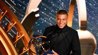 El atacante galo del Paris Saint Germain recogió el premio de Mejor Jugador de la Ligue 1, entregado por la Unión Nacional de Futbolistas Profesionales. En...