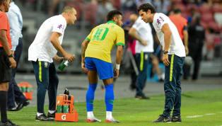 L'inquiétude est de miseà Paris. Face au Nigeria, Neymar est sorti sur blessure à cause d'une gène à l'arrière de la cuisse gauche. L'attaquant a dû être...