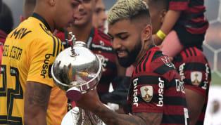 La gran figura que tuvo Flamengo a lo largo de la Copa Libertadores 2019 fue también el máximo anotador del torneo con 9 goles en 12 partidos. Gabigol anotó...