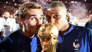 ​Cristiano Ronaldo and Lionel Messi might finally see their decade-long dominance of the Ballon d'Or award come to an end in 2018, with Kylian Mbappe, Antoine...