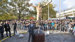 Irate Malmo fans set fire to ZlatanIbrahimovic's statueafter the Sweden striker announced his decision to become a part-owner of rivals Hammarby. Malmo...